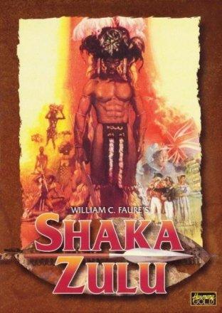 Capa do filme: Shaka Zulu