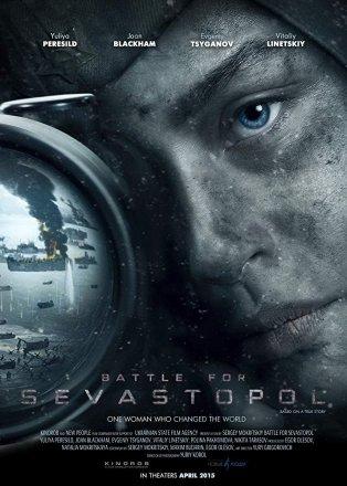Capa do filme: Batalha de Sebastopol