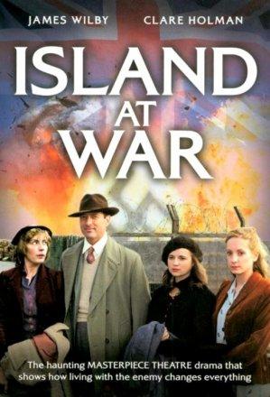 Capa do filme: Ilha em Guerra