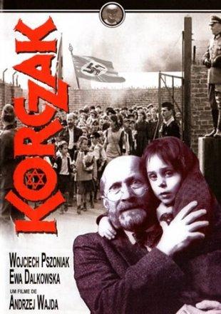 Capa do filme: As Duzentas Crianças do Dr. Korczak