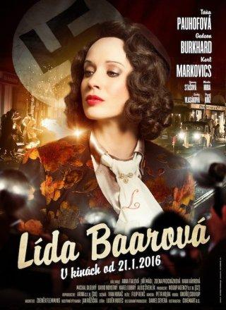 Capa do filme: Lída Baarová