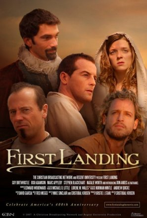 Capa do filme: First Landing