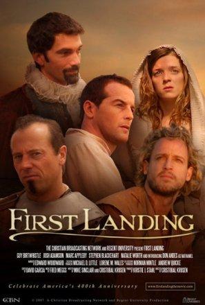 Capa do filme: First Landing