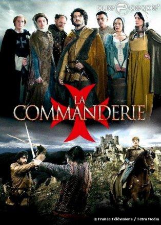 Capa do filme: A Comanderia