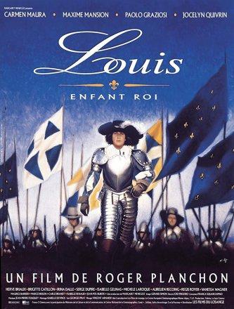 Capa do filme: Luis, o rei criança