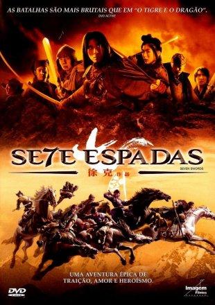 Capa do filme: Sete Espadas