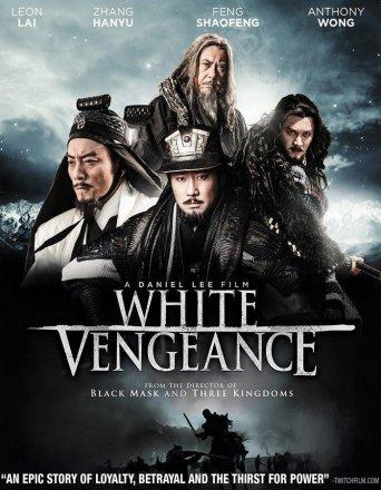 Capa do filme: White Vengeance - Batalha Pelo Reino