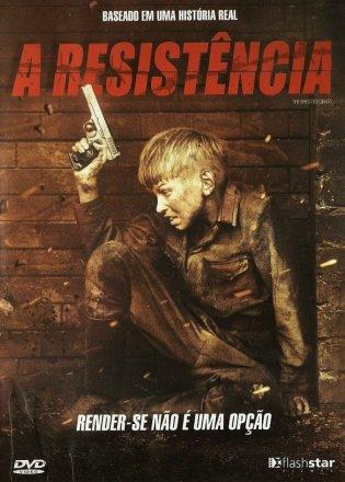 Capa do filme: A Resistência