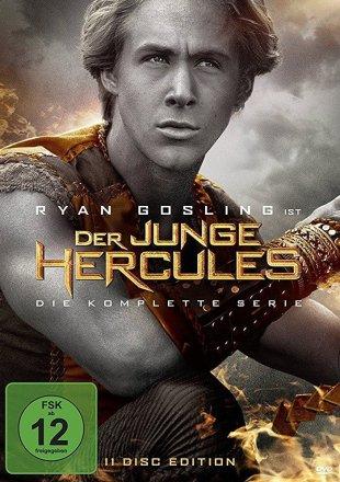 Capa do filme: O Jovem Hércules