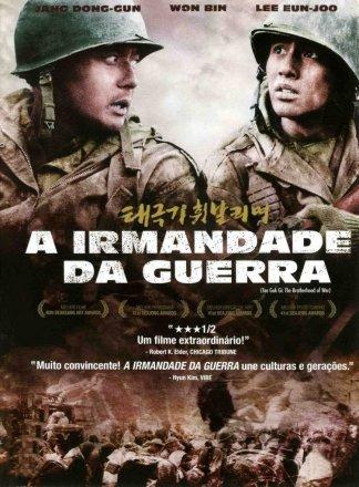 Capa do filme: A Irmandade da Guerra