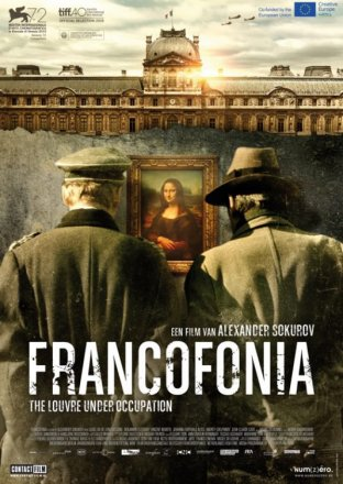Capa do filme Francofonia: Louvre Sob Ocupação (2015)