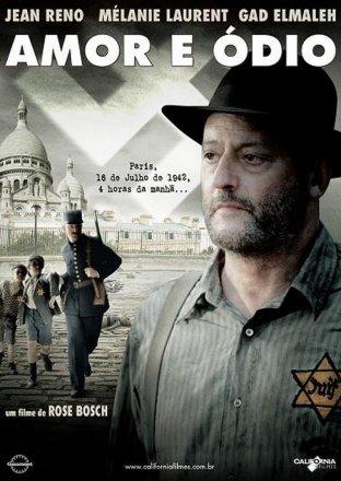 Capa do filme: Amor e Ódio