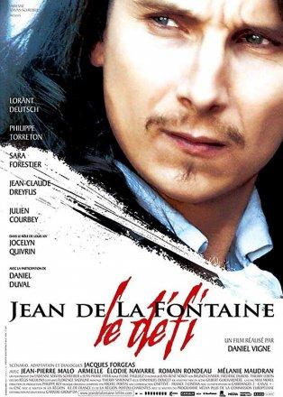 Capa do filme: Jean de La Fontaine - O desafio