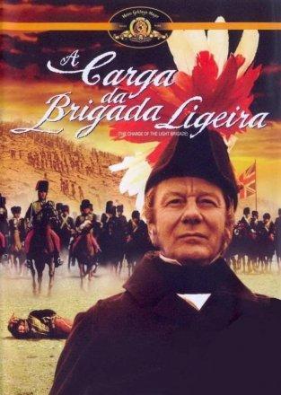 Capa do filme: A Carga da Brigada Ligeira