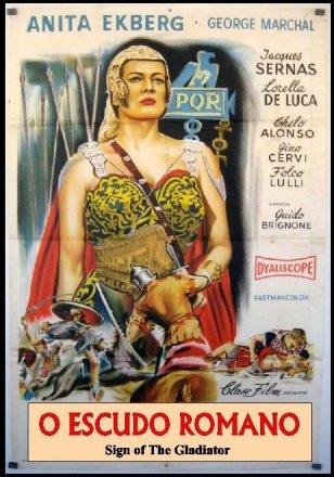 Capa do filme: O Escudo Romano