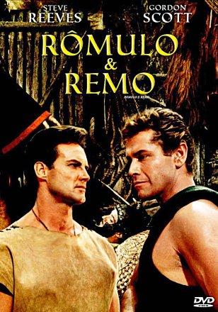 Capa do filme: Rômulo & Remo