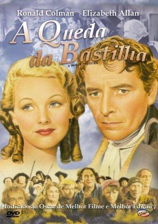 Capa do filme: A Queda da Bastilha
