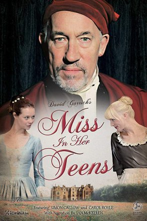 Capa do filme: Miss in Her Teens