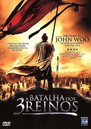 Capa do filme: A Batalha dos Três Reinos - Parte 1