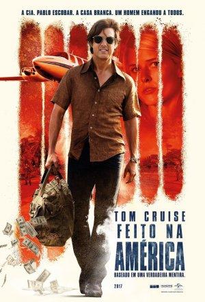 Capa do filme: Feito na América