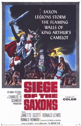 Capa do filme: A Lenda da Espada Mágica