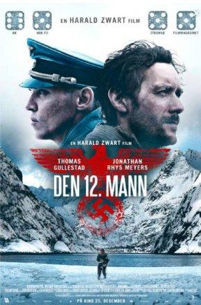 Capa do filme: O 12° Homem