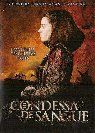 Capa do filme: Condessa de Sangue