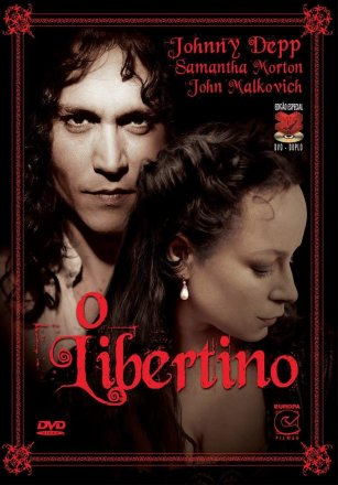 Capa do filme: O Libertino