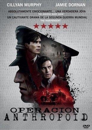 Capa do filme: Operação Anthropoid