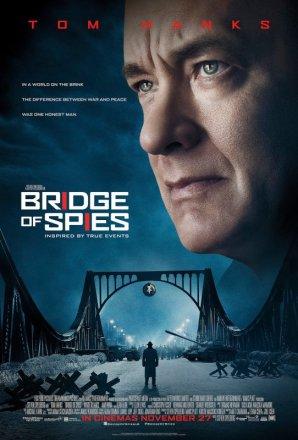 Capa do filme: Ponte dos Espiões