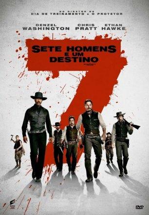 Capa do filme: Sete Homens e um Destino