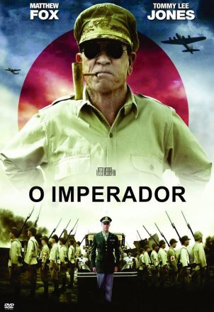 Capa do filme: Imperador