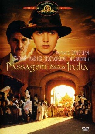 Capa do filme: Passagem para a Índia