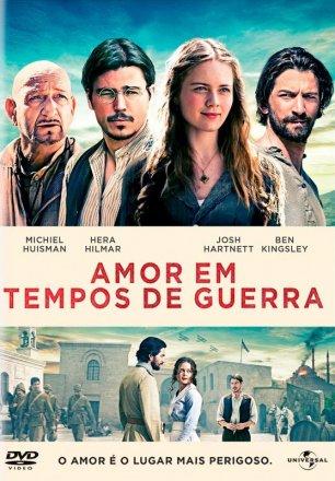 Capa do filme: Amor em Tempos de Guerra
