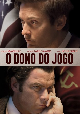 Capa do filme: O Dono do Jogo