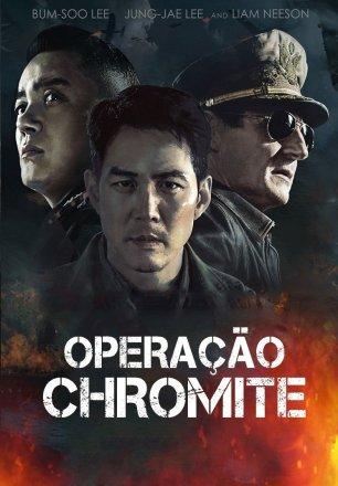 Capa do filme: Operação Chromite