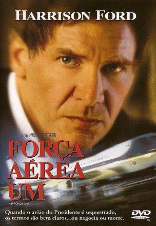 Capa do filme: Força Aérea Um