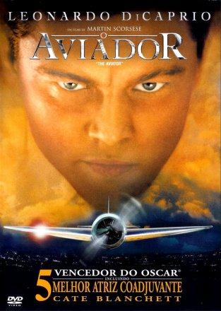 Capa do filme: O Aviador