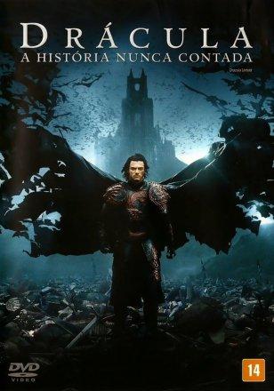 Capa do filme: Drácula: A História Nunca Contada