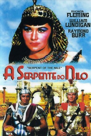 Capa do filme: A Serpente do Nilo