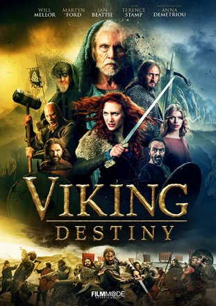 Capa do filme: Viking Destiny