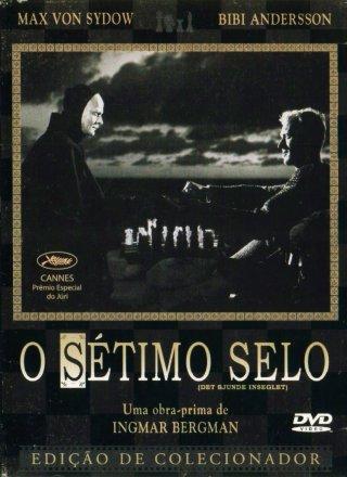 Capa do filme: O Sétimo Selo