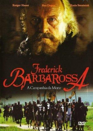 Capa do filme: Frederick Barbarossa: A Companhia da Morte