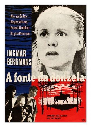 Capa do filme: A Fonte da Donzela