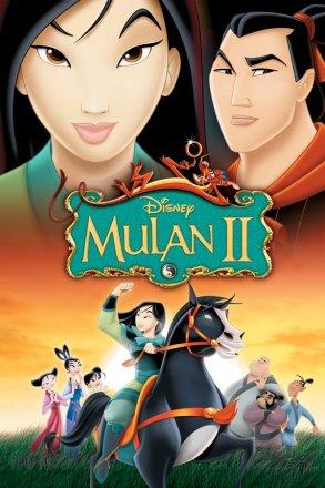 Capa do filme: Mulan 2: A Lenda Continua