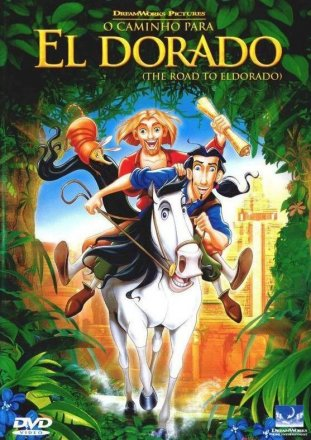 Capa do filme: O Caminho para El Dorado