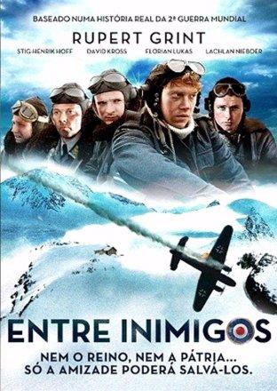 Capa do filme: Entre Inimigos