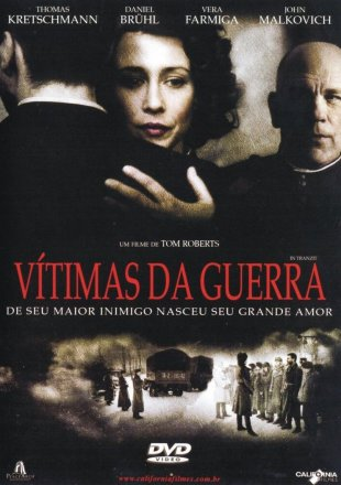 Capa do filme: Vítimas da Guerra