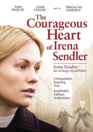 Capa do filme: O Corajoso Coração de Irena Sendler