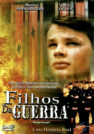 Capa do filme: Filhos da Guerra